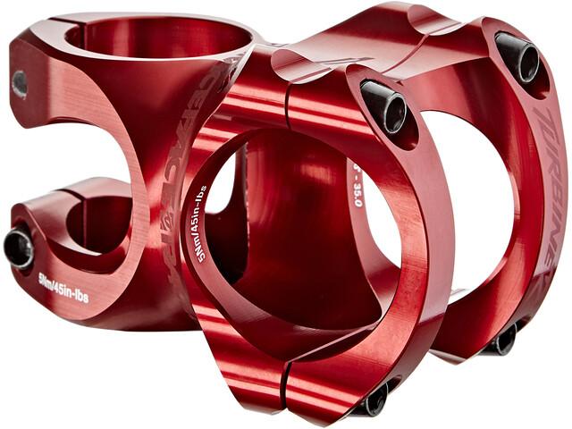 Race Face Turbine R Stem Ø35mm red